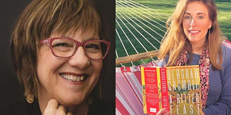 Author Deborah Crombie Virtual Interview w/ Wilsons in Wanderland Book Club tickets