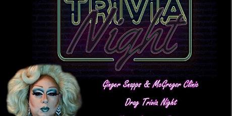 McGregor Trivia Night tickets