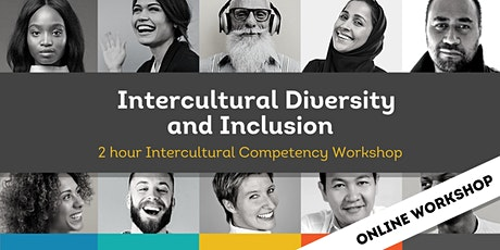 ONLINE: Intercultural Diversity and Inclusion Workshop tickets