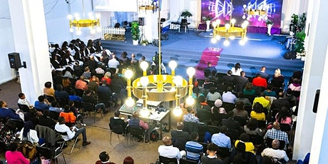 Friday Prayer Service at Christ Embassy Berlin Central Tickets