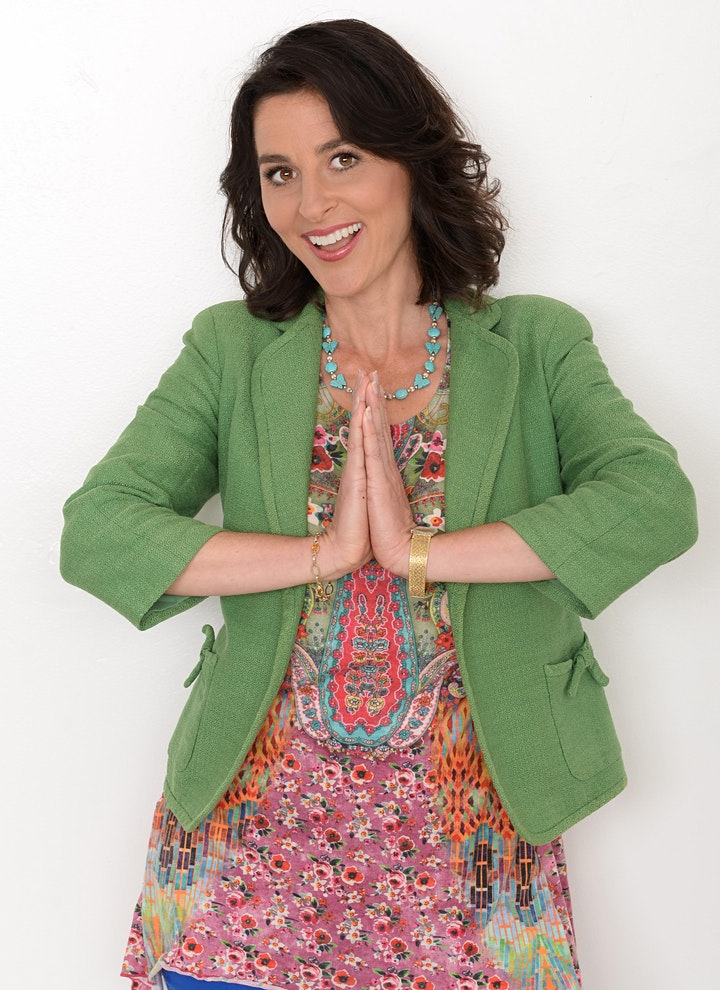 """""""HOW TO BE HAPPY"""" I CAN HEAL®  RETREAT ONLINE w/ Dr. Wendy Treynor NEW YORK image"""