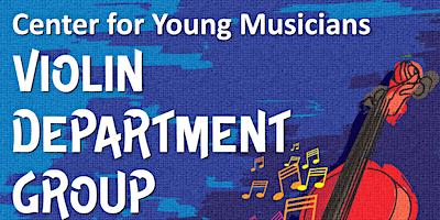 Violin Department Group
