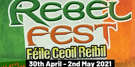 Rebel Fest Donegal 2021 tickets