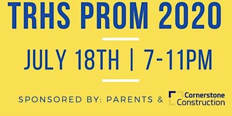 TR Junior/Senior Prom tickets