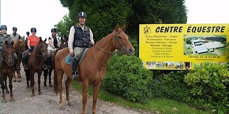 Centre Equestre LERAT,  Balade et Cours billets