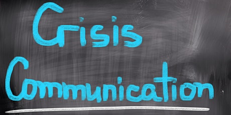 Leadership Communication in Times of Crisis - Online Training - 11th June 2020 tickets