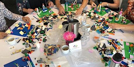 Meilleur TEAM BUILDING Virtuel -Atelier découverte LEGO® Serious play® billets