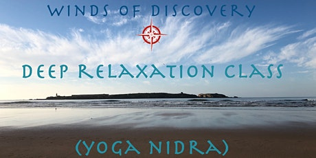 Deep Relaxation Sundays (Yoga Nidra) tickets