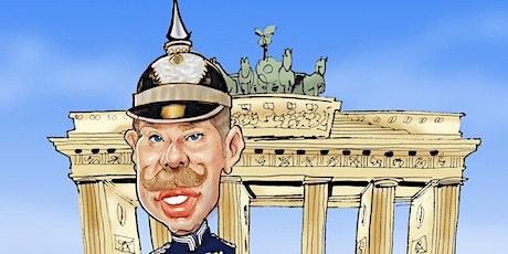 Jestatten, Otto Piefke! - Kostümführung Berlin Tickets
