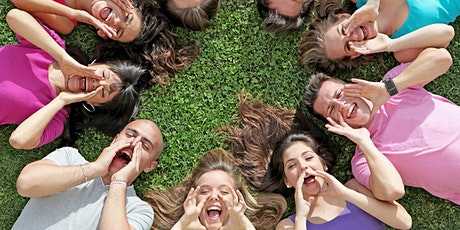 Laughing Aloud Allowed -  Laughter Breakfast Club tickets