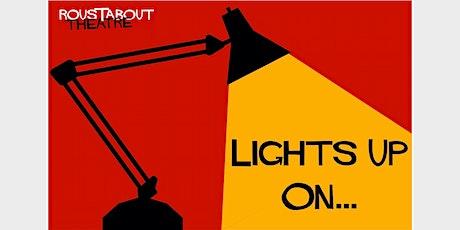 Lights Up On... Jenny Roxburgh & Jessica Edkins (Lighting and Sound) tickets