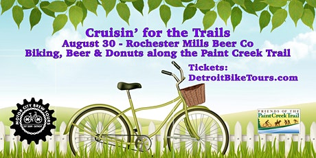 Cruisin' for the Trails - Bike and Brew Ride tickets