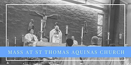 Sunday, May 31st - Holy Mass 1 pm tickets