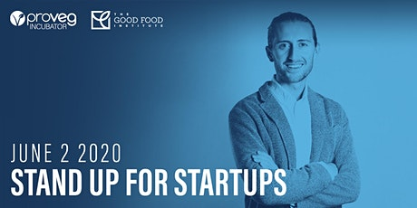 Stand up for Startups #3: Go-to-market strategies tickets