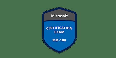 MCSA 365 Certified: Modern Desktop Administrator Associate - Windows 10 tickets