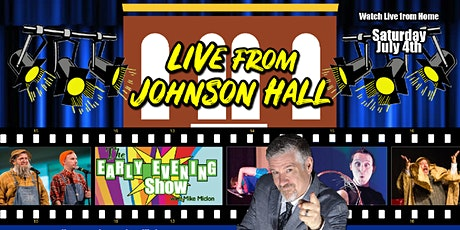 Internet Streaming Early Evening Show (July 4th) tickets