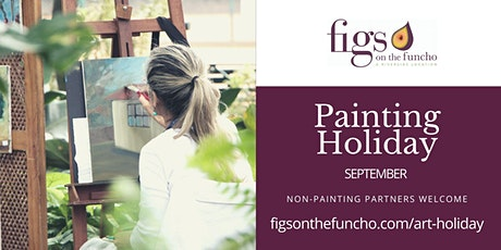 Painting Holiday Europe at Portugal's Figs on the Funcho 2020 tickets