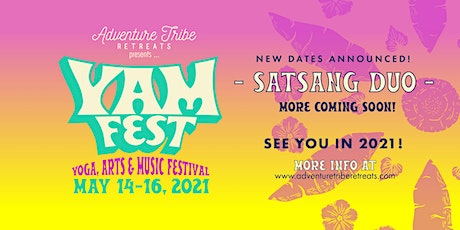 Yoga Arts and Music Festival: YAM Fest tickets