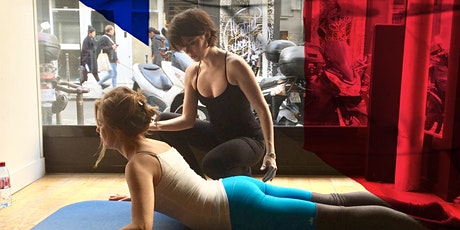 (FRENCH) Holistic Pilates Group Class pour Hommes / Femmes tickets