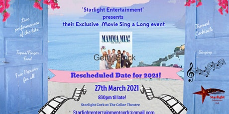 Mamma Mia Sing Along 2021 tickets