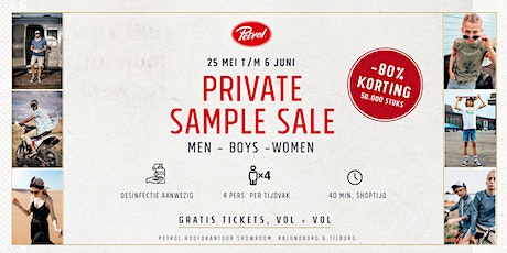 PRIVATE SAMPLE SALE | Petrol Industries tickets