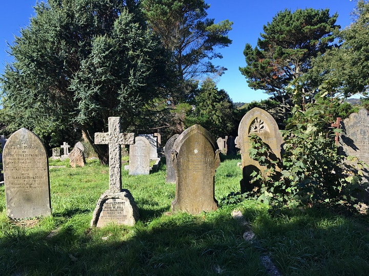Virtual talk: Falmouth's Maritime History told through the Cemetery image