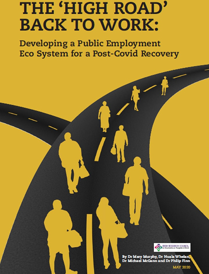 The 'High Road' Back to Work:  Developing a Public Employment Eco System image