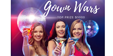 Gown Wars Competition tickets