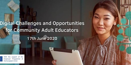 Digital Challenges and Opportunities for Community Adult Educators tickets