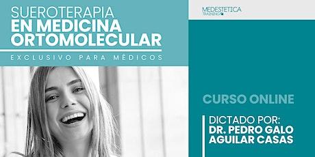 Sueroterapia en Medicina Ortomolecular billets