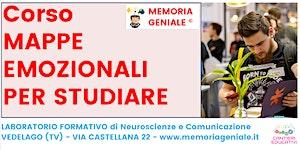 Corso MAPPE EMOZIONALI PER STUDIARE