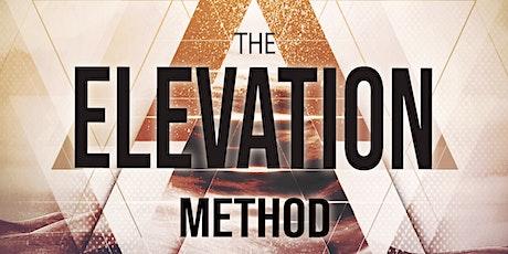 The Elevation Method Workshop tickets