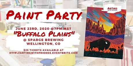 Buffalo Plains - Sparge Brewing tickets