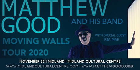 Matthew Good - Moving Walls Tour 2020 tickets