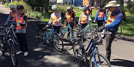 Clase para adultos para aprender a montar en bicicleta entradas