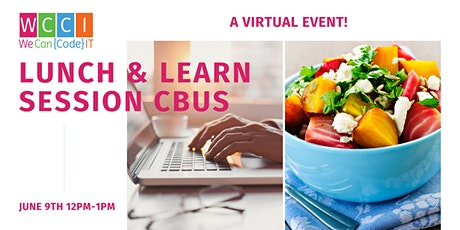 VIRTUAL Lunch & Learn Session -  Columbus tickets