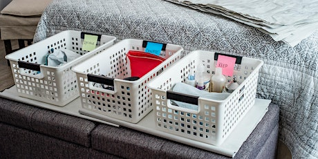 Virtual Downsizing and Organizing Workshop, July 8th at 10:00am tickets