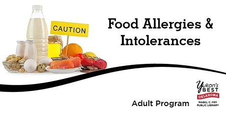 Food Allergies and Intolerences tickets