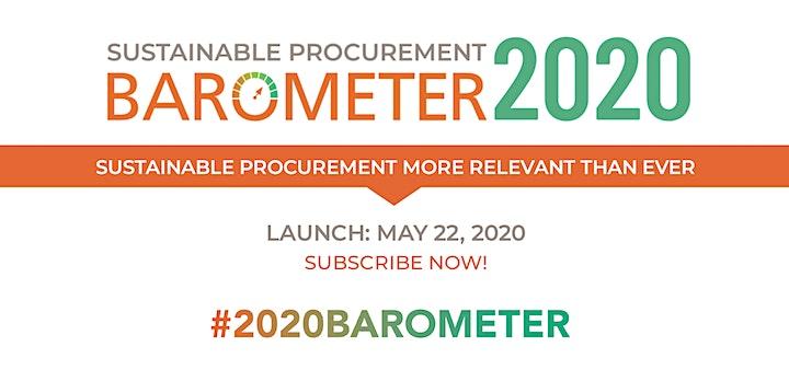 Image de Lancement officiel du Baromètre de l'achat responsable 2020