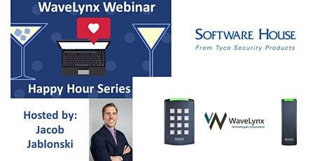 WaveLynx Webinar - Happy Hour Series tickets