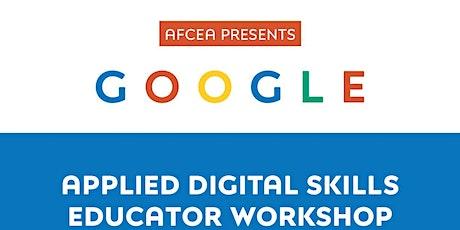Virtual Google Applied Digital Skills Summer Workshop tickets