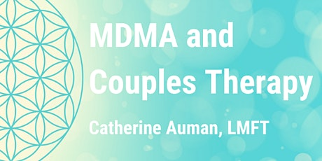 LIVESTREAM | MDMA & Couples Therapy tickets