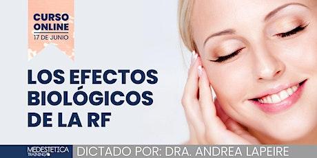 Curso Efectos biológicos de la RF entradas
