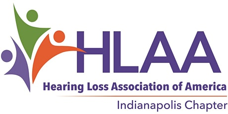 Meet new friends (VIRTUALLY)who also have hearing loss-HLAA Indy Chapter tickets