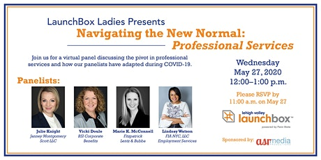 Navigating the New Normal:  Professional Services tickets
