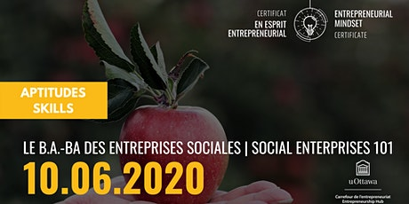 CEE: Le b.a.-ba des entreprises sociales | EMC: Social Enterprises 101 billets