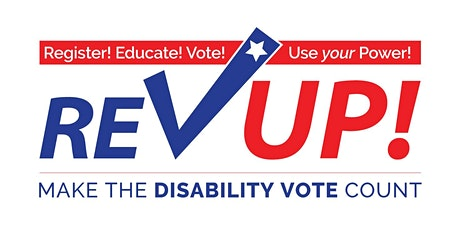 POWER: The Disability Vote tickets