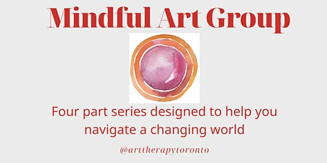 Mindful Art Group tickets