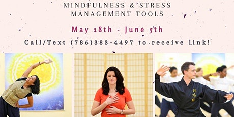 Free Stress Management Classes tickets