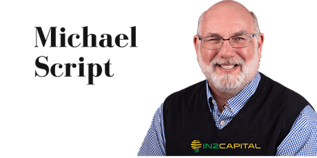 Michael Script, CEO of In2Capital - An expert on Invention in our Businesses tickets
